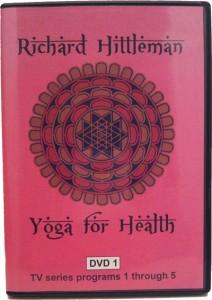 Richard Hittleman's Yoga for Health DVD 1