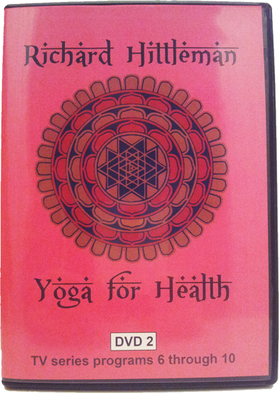 Richard Hittleman's Yoga for Health featuring Cheryl and Lyn