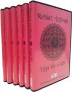 Richard Hittleman Yoga For Health DVD set