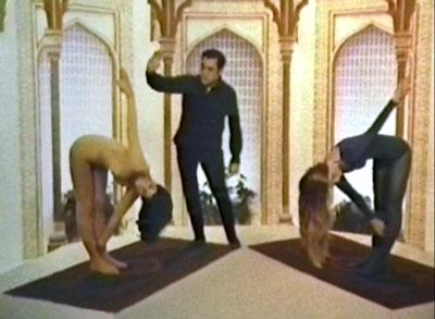 Yoga For Health group shot